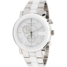 6513e3b16d4 Gucci Men s G-Chrono Stainless Steel Chronograph Watch