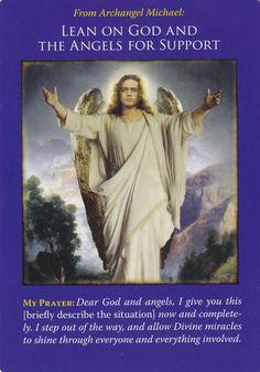 Wizard Angel Healer: Archangel Michael Card for Today August --7--2013