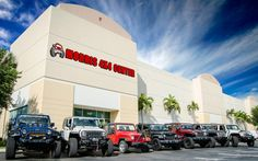 Come See Our Showroom Jeep Parts, Truck Parts, Morris 4x4 Center, 4x4 Trucks, Come And See, Number One, South Florida