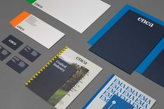 Clase Bcn / Corporate Identity and art direction for Enea