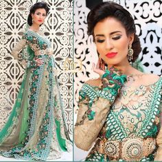 Lovely Moroccan Dress