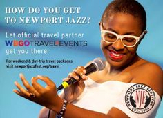Newport Jazz travel packages by WBGO. Photo: Cecile McLorin Salvant, 2014. By Ayano Hisa.