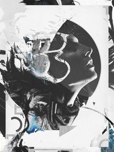 Collages - 2015 on Behance