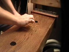 MONOCHORD sound demo, homemade.MOD - YouTube