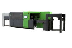 Highcon Beam -Digital Cutting and Creasing for mainstream production Visit us at for machine info and specification Beams, Locker Storage, It Is Finished, Digital, Packaging, Creative, Design, Home Decor, Products