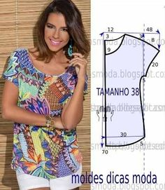 Amazing Sewing Patterns Clone Your Clothes Ideas. Enchanting Sewing Patterns Clone Your Clothes Ideas. Dress Sewing Patterns, Blouse Patterns, Sewing Patterns Free, Sewing Tutorials, Clothing Patterns, Blouse Designs, Dress Tutorials, Free Sewing, Sewing Tips