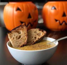Coconut Squash Soup