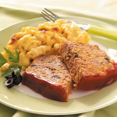 Slow-Cooked Taco Meat Loaf Recipe from Taste of Home -- shared by Lacey Kirsch of Thornton, Colorado