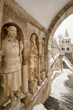 Hungary - Budapest - Fishermans Bastion | Flickr