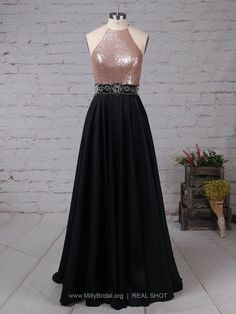 Shop A-line Scoop Neck Satin Sequined Floor-length Beading Prom Dresses at FansFavs. Discover more Prom Dresses online to fit your fashionable needs. Long Prom Dresses Uk, Unique Prom Dresses, Prom Dresses Online, Gowns Online, Prom Gowns, Country Bridesmaid Dresses, Wedding Evening Gown, Gorgeous Wedding Dress, Mermaid Dresses