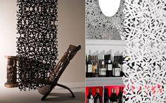 Modulari Leaf Panel System — ACCESSORIES -- Better Living Through Design
