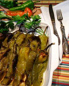 Friggitelli in agrodolce | My Kitchen 56