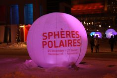 Art Installations, Light Installation, Montreal, December, Polar Fleece, Art Installation, Installation Art