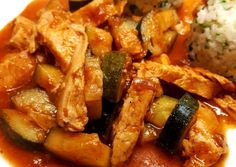 Provence-i csirkemell recept foto Kung Pao Chicken, No Cook Meals, Provence, Pork, Food And Drink, Dishes, Meat, Ethnic Recipes, Kale Stir Fry