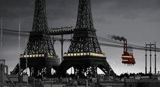 Risultati immagini per steampunk paris