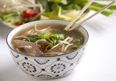 Pho - Oh how I love Pho!  I know it's time consuming and probably easier to go to your fave Pho shop, but I really want to try to make it one day on my own.  Hope it won't disappoint.