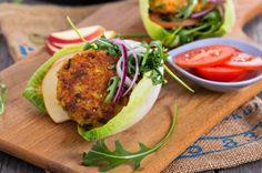 Vegamet - Ativismo Vegetariano: Hamburguer de Quinoa