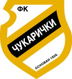Logos Futebol Clube: Fudbalski Klub Čukarički Stankom