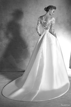 Atelier Pronovias 2016 Haute Couture Wedding Dresses | Wedding Inspirasi