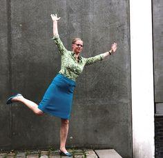 Frauen ab 40: Das Montagsinterview mit Isabel Bogdan.   Texterella #garment