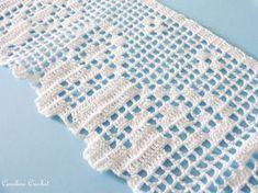Bicos De Croche Com Graficos