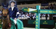 Scott Brash: Wins at Palexpo on his horse Hello Sanctos