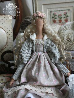 Куклы Тильды ручной работы. Ярмарка Мастеров - ручная работа Патриция. Handmade.