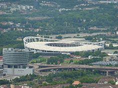 Mercedes-Benz Arena (1993–2008: Gottlieb-Daimler-Stadion, 1949–1993: Neckarstadion