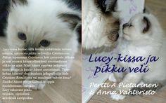 Lucy-kissa ja pikku veli book cover
