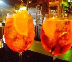 Apero Spritz Alcoholic Drinks, Wine, Glass, Food, Majorca, Alcoholic Beverages, Meal, Drinkware, Essen
