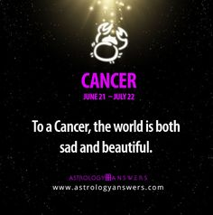#Cancer #truth