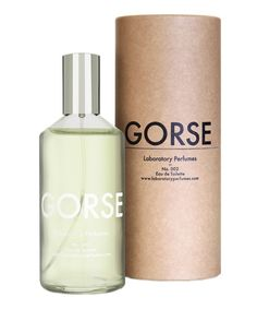 Laboratory Perfumes Gorse Eau De Toilette Fragrance - Beauty & Perfume - Bathroom - Shop by Room - The Conran Shop UK Perfume Display, Seaside Holidays, New Fragrances, The Conjuring, Makeup, Countryside, Flower Perfume, Color, Fragrance