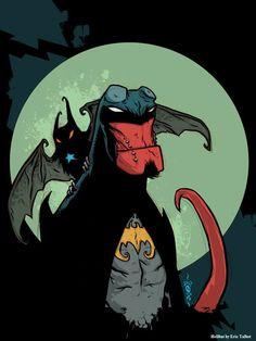 Hellbat by Eric Talbot *