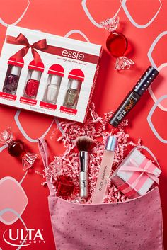 cd79f1f473855 Beauty themed stocking stuffers make the best presents for glam girls! For  a perfect addition