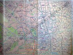 Cartierul Uranus-Izvor – Hărțile Bucureștiului de acum 50 de ani (VI)   Arhiva mea de presă Viera, Mai, Locomotive, City Photo, Locs
