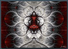Iterated flame fractals by Liam Donoghue. Created with Apophysis 7x and designed to be displayed on the wall. For more images or to purchase fractals for your walls go to the facebook page: Liam Do...