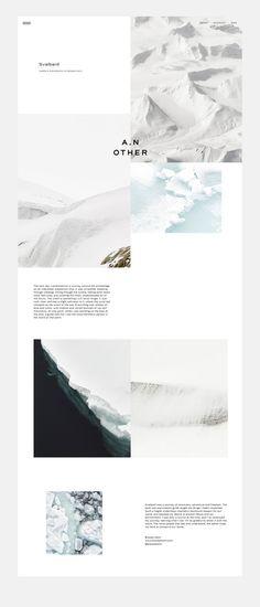 Minimal layout #minimalism #simple