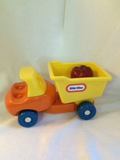 Little Tikes Dump Truck Toy Truck Dollhouse by RusticBucketsSouth