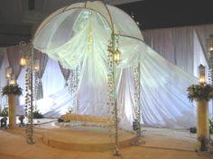 Kosha wedding design 2014 | Alzefaf.com