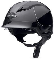 Harley-Davidson Releases a New Half Helmet