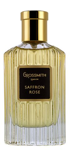 Saffron Rose by Grossmith - A rich oud spiced with saffron, rose and animalic castoreum. Saffron Rose is a complex almost dense fragrance with a smoky leathery character - I think I like this.