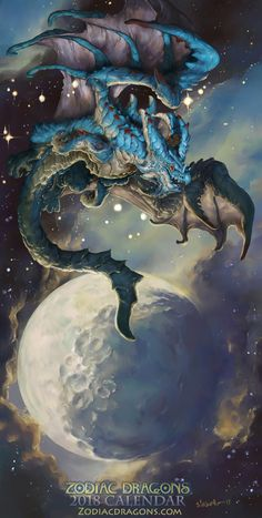 2018 Zodiac Dragon Cancer - http://www.zodiacdragons.com/