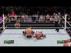WWE 2K16: Big Cass vs. Karl Anderson (WWE Raw Oct 17 2016) - YouTube