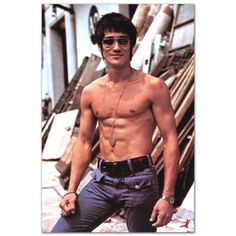 Bruce Lee Art & Posters   Bruce Lee Sunglasses Poster   Shop the Bruce Lee Official Store
