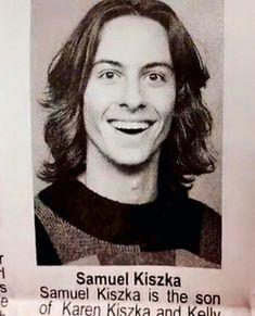 Bassist Sammy Kiszka is the youngest Kiszka brother in Greta Van Fleet Hippie Boy, Rock Anthems, Daddy Long, I Like Him, Best Rock, Flower Boys, Music Film, Jim Morrison, Led Zeppelin