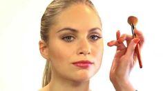 Richtig schminken - Rouge Tutorial 4