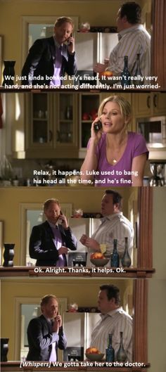 Modern Family - Mitch & Claire
