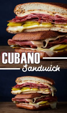 Cubano Sandwich, Lemon Pepper, Wrap Sandwiches, Girl Problems, Grubs, Lunch Time, Sandwich Recipes, Easy Healthy Recipes, Bon Appetit