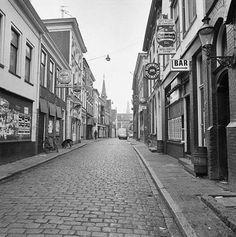 Peperstraat 1980 - Foto's SERC