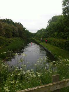 Montgomery Canal nr Llanymynech, Mid Wales